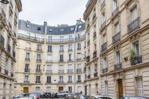 Parisian Style - 54 sqm, Apartmány  Paříž - big - 23