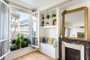 Parisian Style - 54 sqm, Apartmány  Paříž - big - 19