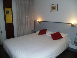 Le Relais Vauban, Hotels  Abbeville - big - 18
