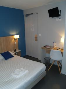Le Relais Vauban, Hotels  Abbeville - big - 16