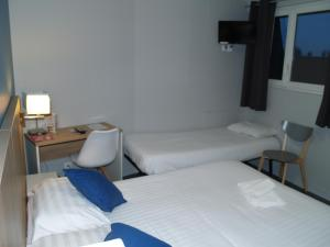 Le Relais Vauban, Hotels  Abbeville - big - 9