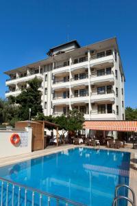 Kandelor Hotel, Hotel  Alanya - big - 12