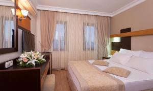 Kandelor Hotel, Отели  Алания - big - 1
