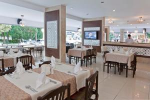 Kandelor Hotel, Отели  Алания - big - 14