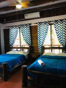 Double Room with Two Double Beds Hotel Samsara