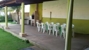 Pousada Recanto Atalaia, Penziony  Luis Correia - big - 9