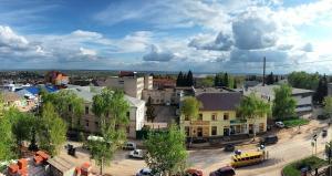 Хостелы Бугуруслана