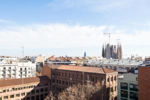 Sagrada Familia Attic - Terrace Bcn Views