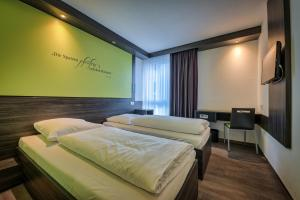 Economy-Hotel - Erbach