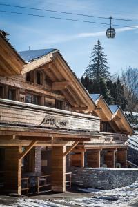 Üna Lodge - Le Châble