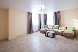 Apartment on Aviatorov, 45 -6 by KrasStalker - Ustinovo