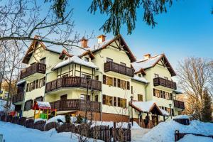 Apartamenty Sun Snow Rezydencja Parkowa