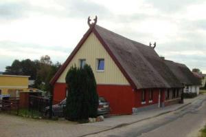 obrázek - Reetgedecktes Ferienhaus _ _Haus D