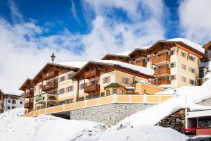 Apparthotel Hubertus - Hotel - Obertauern