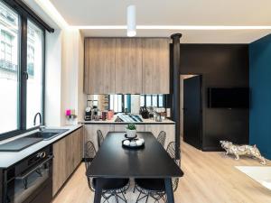 Exclusive Loft in Le Marais, Apartmány  Paříž - big - 28