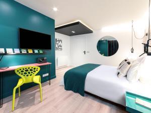Exclusive Loft in Le Marais, Apartmány  Paříž - big - 30