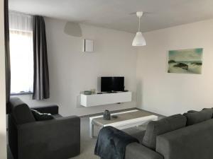 Apartament koloru morza Lazur