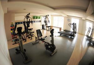 Beach Village Residence - 3º andar, Appartamenti  Fortaleza - big - 3