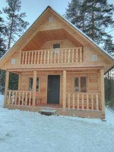 Гостевой дом на Заозёрной - Akhopelto
