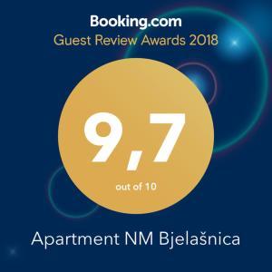 Apartment NM Bjelašnica