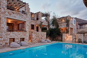 Plagia Villas Syros Grece