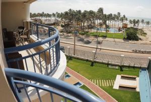 Beach Village Residence - 3º andar, Appartamenti  Fortaleza - big - 17