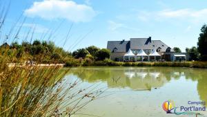 Location gîte, chambres d'hotes Camping Port'Land dans le département Calvados 14