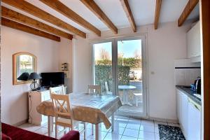 Pavillon dans résidence avec piscine-2887 - Hotel - Vendres