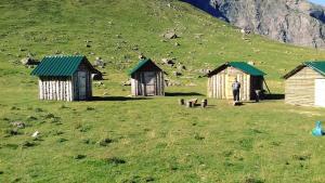 Albergues - Korabi Mountain Camping