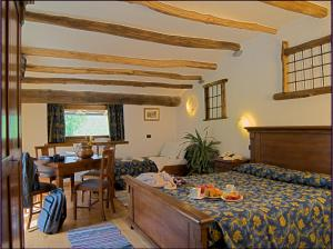 Accommodation in Forcola