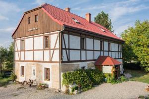 Ferienhaus Holiday Home Usedlost Nový Svět Růžová Tschechien