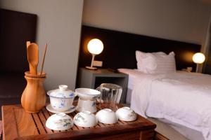 Yi-Wu Commatel Hotel, Hotely  Kanton - big - 9