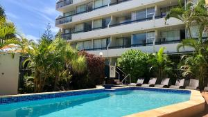 Hi Ho Beach Front Apartments on Broadbeach