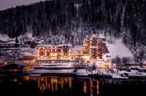 4 hviezdičkový apartmán Residence Bellevue by Alpin Rentals Zell am See Rakúsko