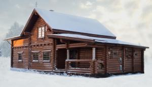 Гостевой дом Барские хоромы, Беломорск