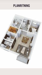 Torglägenheterna 4 - Apartment - Sälen
