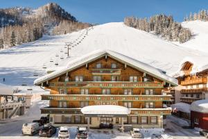 Hotel Alpenrose - Zauchensee