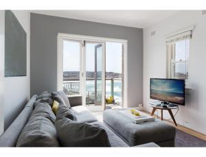 Stylish studio with spectacular beach views - Bronte