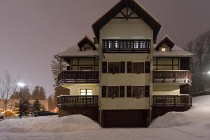 Apartament Szklarki