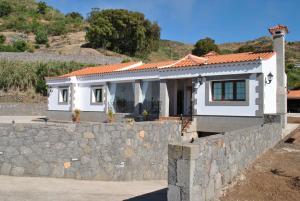 Casa Aislada la Cuesta, Vega de San Mateo