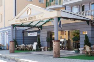 Palace Hotel Hévíz, Hotel  Hévíz - big - 34