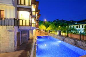 Summer Hotel, Hotels  Akyaka - big - 12