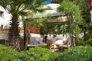 Summer Hotel, Hotels  Akyaka - big - 25