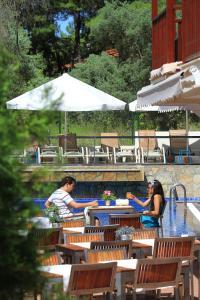 Summer Hotel, Hotels  Akyaka - big - 34