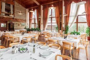 Hotel Bistra, Hotel  Mavrovo - big - 16