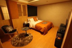 Hotel Ramses, Hotely  Suwon - big - 24