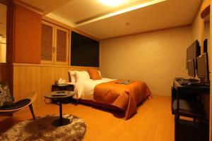 Hotel Ramses, Hotely  Suwon - big - 34