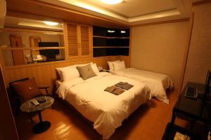 Hotel Ramses, Hotely  Suwon - big - 30