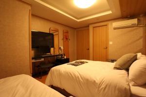 Hotel Ramses, Hotely  Suwon - big - 35