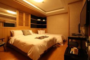Hotel Ramses, Hotely  Suwon - big - 25